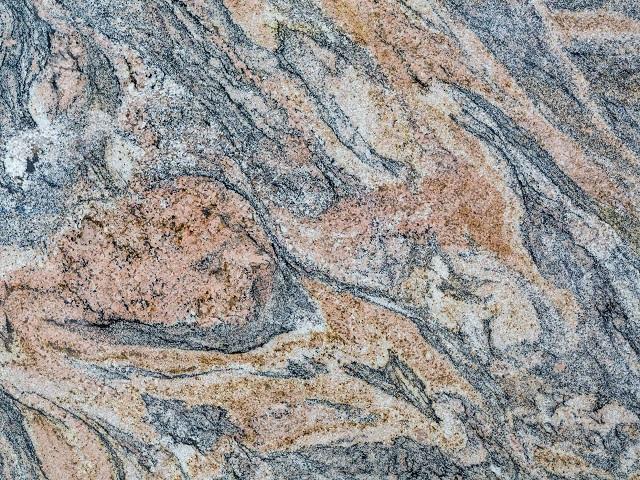 Blue Sahara Wind Granite