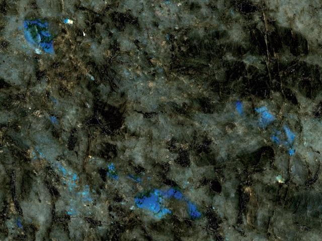 Green Labradorite Granite