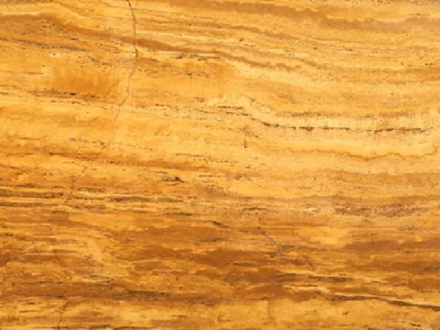Yellow Travertine Marble