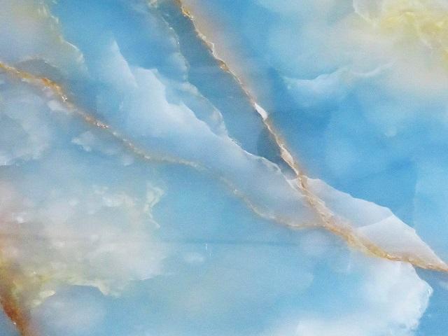 Blue Onyx Marble