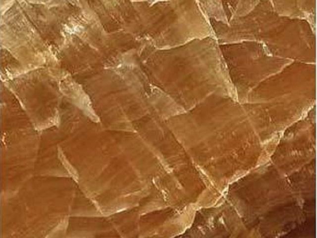 Brown Crystal Onyx