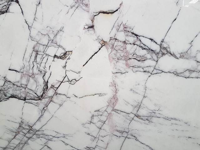Lilac White Marble