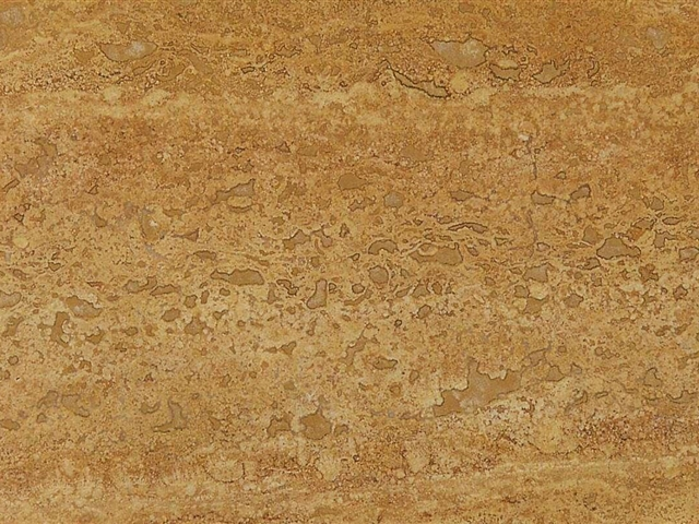 Pale Brown Travertine Marble