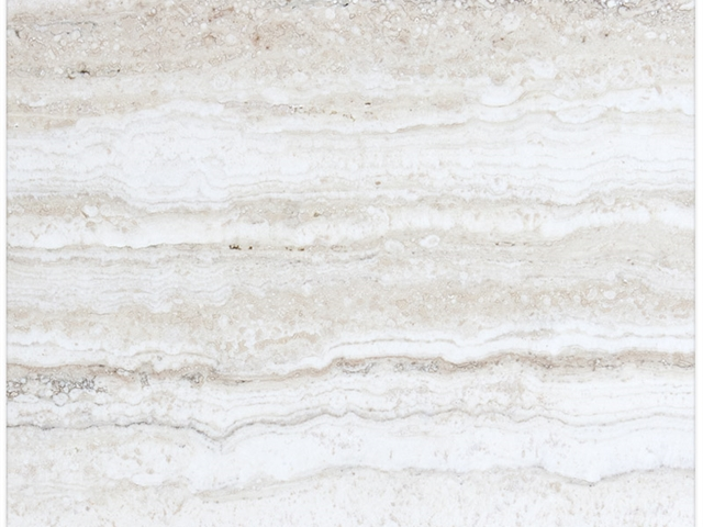 White Travertine Marble