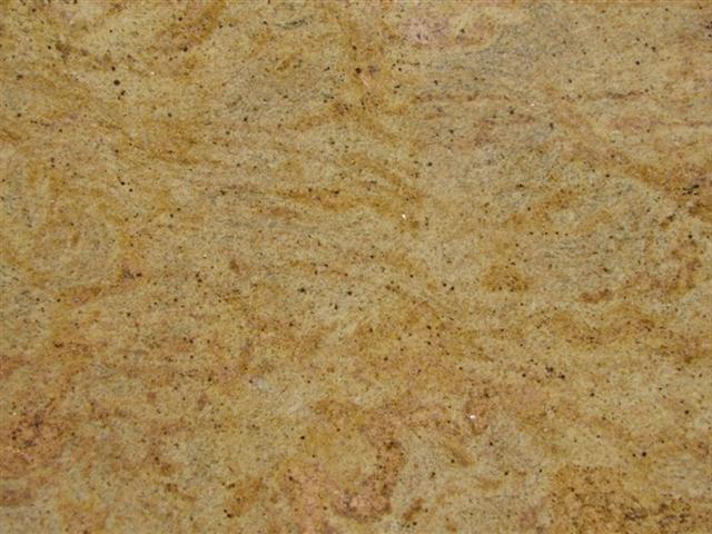 golden oak granite