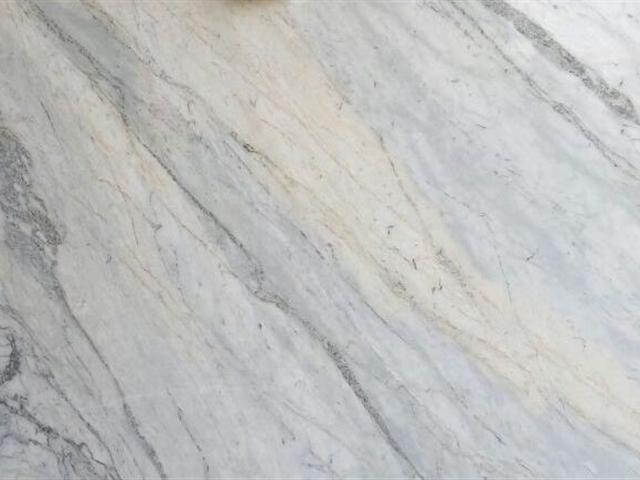 R White Marble